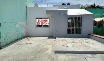 Foto de casa en venta en carranza 750, venustiano carranza 3a sección, boca del río, veracruz de ignacio de la llave, 0 No. 01
