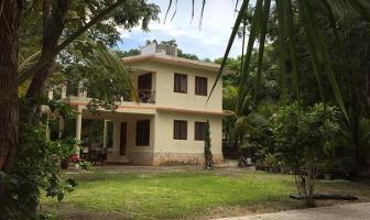 Foto de terreno habitacional en venta en carretera cancún-tulum, kilometro 54, tres ríos, riviera maya, 77760 playa del carmen, 54, fundadores, solidaridad, quintana roo, 0 No. 01