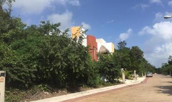 Foto de terreno habitacional en venta en carretera cancún-tulum , puerto morelos, benito juárez, quintana roo, 12001272 No. 01