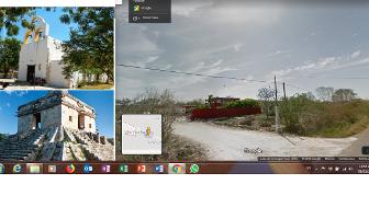 Foto de terreno habitacional en venta en carretera chablekal , chablekal, mérida, yucatán, 13998420 No. 01
