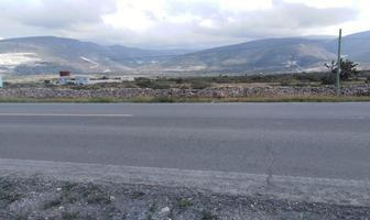 Foto de terreno habitacional en venta en carretera federal 120 kilometro 76, vizarrón de montes, cadereyta de montes, querétaro, 0 No. 01