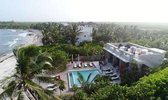 Foto de departamento en venta en carretera federal cancún - tulúm, zona costera, kilometro 256 , akumal, tulum, quintana roo, 0 No. 01