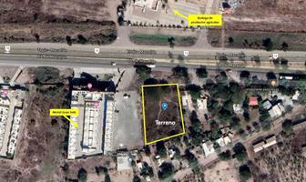 Foto de terreno habitacional en venta en carretera internacional , el castillo, mazatlán, sinaloa, 14298807 No. 01