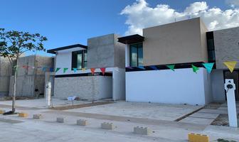 Foto de casa en venta en carretera merida motul , algarrobos desarrollo residencial, mérida, yucatán, 20095877 No. 01