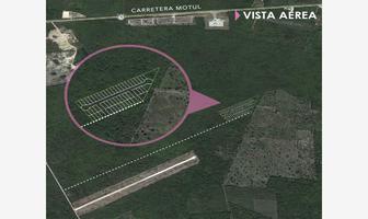 Foto de terreno habitacional en venta en carretera merida-motul yaxkukul, yaxkukul, yaxkukul, yucatán, 5932220 No. 01