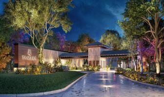 Foto de terreno habitacional en venta en carretera merida-progreso , dzibilchaltún, mérida, yucatán, 13809743 No. 01