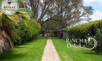 Foto de rancho en venta en carretera mexico kilometro 5 , liberación social, durango, durango, 6116964 No. 01