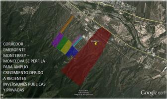 Foto de terreno industrial en venta en carretera monterrey-monclova kilometro 37 , abasolo centro, abasolo, nuevo león, 15335210 No. 01