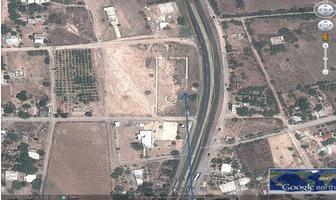 Foto de terreno habitacional en venta en carretera nacional , hualahuises centro, hualahuises, nuevo león, 15439577 No. 01