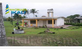Foto de terreno habitacional en venta en carretera poza rica-nautla , casitas, tecolutla, veracruz de ignacio de la llave, 7184891 No. 01
