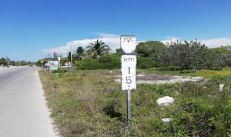 Foto de terreno comercial en venta en carretera progreso-telchac kilometro 15, chicxulub puerto, progreso, yucatán, 15332072 No. 01