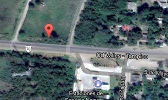 Foto de terreno comercial en venta en carretera tampico- valles ctv2581e , revolución mexicana, pánuco, veracruz de ignacio de la llave, 4486576 No. 01
