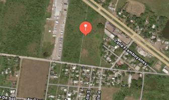 Foto de terreno comercial en venta en carretera tampico-mante ctv2035-285 , santa amalia, altamira, tamaulipas, 3120341 No. 01