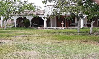 Foto de rancho en venta en carretera torreón matamoros 0, el olivo, matamoros, coahuila de zaragoza, 13143715 No. 01