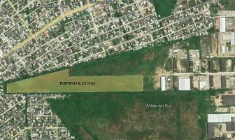 Foto de terreno habitacional en venta en carretera transistmica kilometro 7.5 , tierra nueva, coatzacoalcos, veracruz de ignacio de la llave, 5925542 No. 01