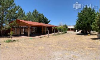 Foto de rancho en venta en casa blanca 100, residencial casa blanca, durango, durango, 9915239 No. 01