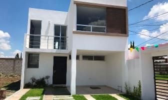 Foto de casa en venta en casa en preventa momoxpan, cerca explanada, periférico y forjadores 0 , santiago mixquitla, san pedro cholula, puebla, 0 No. 01