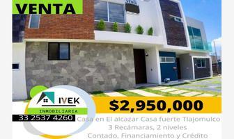 Foto de casa en venta en casa fuerte 305, el alcázar (casa fuerte), tlajomulco de zúñiga, jalisco, 0 No. 01