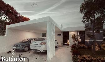 Foto de casa en venta en casa mod. 258 en botanico, conkal, yucatán , conkal, conkal, yucatán, 0 No. 01