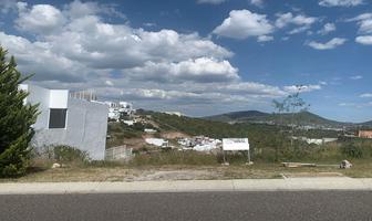 Foto de terreno habitacional en venta en cascada de agua azul , real de juriquilla (paisano), querétaro, querétaro, 19973053 No. 01
