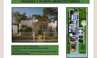Foto de casa en venta en  , caucel, mérida, yucatán, 11704687 No. 01
