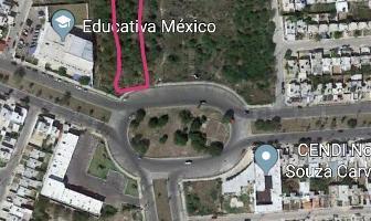 Foto de terreno comercial en venta en  , caucel, mérida, yucatán, 14164499 No. 01