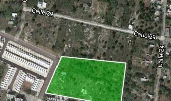 Foto de terreno habitacional en venta en  , caucel, mérida, yucatán, 14276772 No. 01