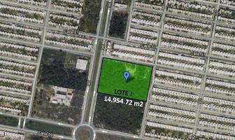 Foto de terreno habitacional en venta en  , caucel, mérida, yucatán, 3856826 No. 01