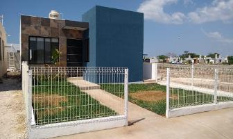 Foto de casa en venta en  , caucel, mérida, yucatán, 6638140 No. 01