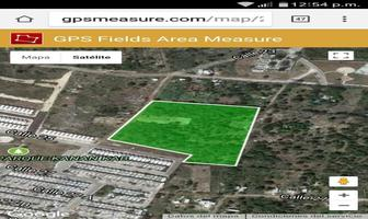 Foto de terreno habitacional en venta en  , caucel, mérida, yucatán, 6957731 No. 01