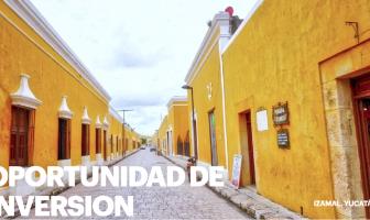 Foto de terreno habitacional en venta en Izamal, Izamal, Yucatán, 7666411,  no 01