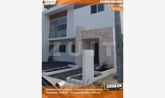 Foto de casa en venta en ceiba m2 l73, residencial cumbres, benito juárez, quintana roo, 0 No. 01