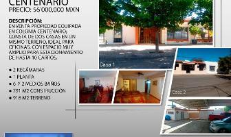 Foto de casa en venta en  , centenario, hermosillo, sonora, 10101947 No. 01