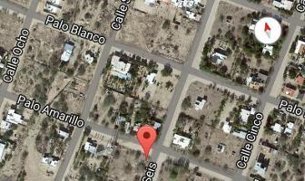 Foto de terreno habitacional en venta en  , centenario, la paz, baja california sur, 4346296 No. 01