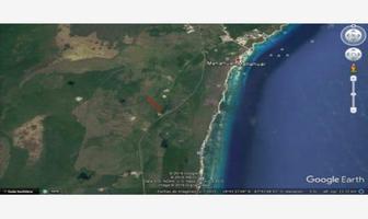 Foto de terreno comercial en venta en centro 40b, mahahual, othón p. blanco, quintana roo, 10126931 No. 01