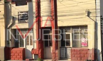 Foto de casa en venta en  , centro, monterrey, nuevo león, 13979919 No. 01