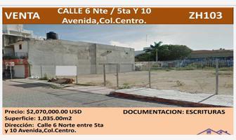 Foto de terreno habitacional en venta en centro , playa del carmen centro, solidaridad, quintana roo, 0 No. 01