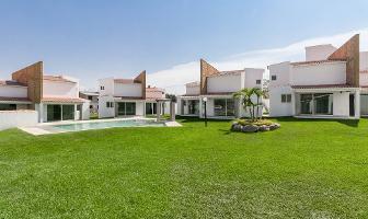 Foto de casa en venta en  , centro vacacional oaxtepec, yautepec, morelos, 10089215 No. 01