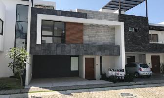 Foto de casa en venta en cer 47, lomas de angelópolis ii, san andrés cholula, puebla, 0 No. 01