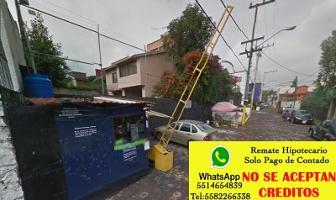 Foto de casa en venta en cerrada de tenanlco 42, barrio de caramagüey, tlalpan, distrito federal, 4509695 No. 01