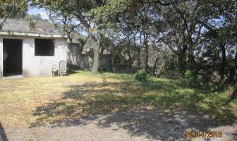 Foto de terreno habitacional en venta en cerrada de xitle 45, san andrés totoltepec, tlalpan, df / cdmx, 8158845 No. 01