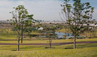 Foto de terreno habitacional en venta en cerrada graz 7, lomas de angelópolis ii, san andrés cholula, puebla, 0 No. 01