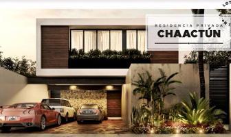 Foto de casa en venta en  , chablekal, mérida, yucatán, 11787970 No. 01