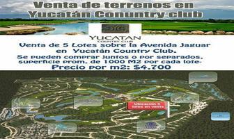 Foto de terreno habitacional en venta en  , chablekal, mérida, yucatán, 13816065 No. 01
