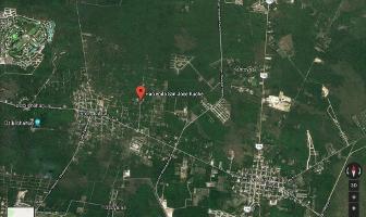 Foto de terreno habitacional en venta en  , chablekal, mérida, yucatán, 13912443 No. 01