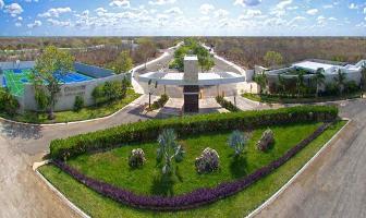 Foto de terreno habitacional en venta en  , chablekal, mérida, yucatán, 13947792 No. 01