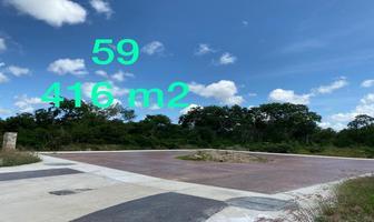 Foto de terreno habitacional en venta en  , chablekal, mérida, yucatán, 17543450 No. 01