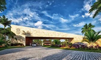 Foto de terreno habitacional en venta en  , chablekal, mérida, yucatán, 17835343 No. 01
