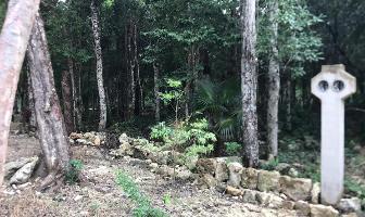 Foto de terreno habitacional en venta en  , ciudad chemuyil, tulum, quintana roo, 8484733 No. 01