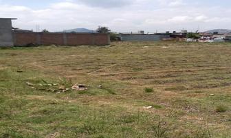 Foto de terreno habitacional en venta en chapultepec , san pablo autopan, toluca, méxico, 15113330 No. 01